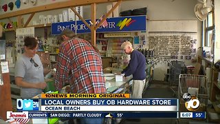 Local buyers save OB Hardware Store