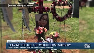 Bariatric surgery in Mexico turns deadly for Phoenix woman