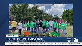 Good Morning Maryland National Academy Foundation School of Baltimore