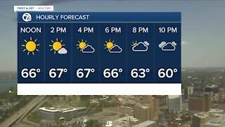 7 First Alert Forecast, Noon Update, Monday, May 31