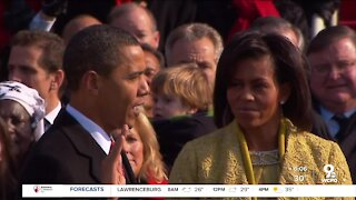 Former NAACP president reflects on inaugurations