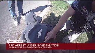 TPD Arrest Under Investigation