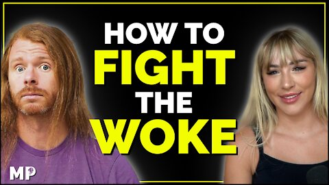 How To Fight The Woke | JP Sears - MP Podcast #90