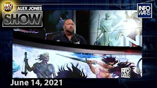 Prestigious Medical Journal Warns Covid Injections - FULL SHOW 6/14/21