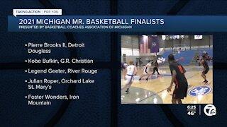 2021 Mr. Basketball Award finalists announced