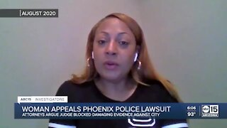 Appeal filed in sex assault lawsuit against former PHX officer