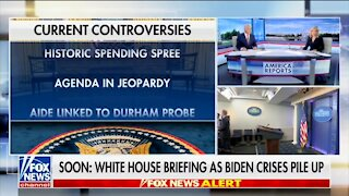 WOW...List Of All Biden's Current Controversies From Fox News