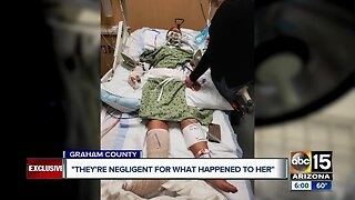 Family speaks out after woman dies in Graham county custody