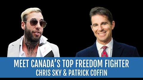 #250: Meet Canada's Top Freedom Fighter—Chris Sky