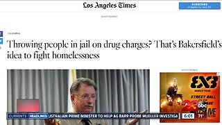 Kern County officials respond to LA Times article about homelessness i