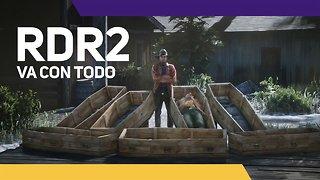 Red Dead Redemption tiene su propio battle royale