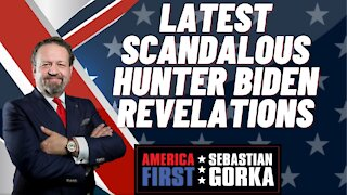 Sebastian Gorka FULL SHOW: Latest scandalous Hunter Biden revelations