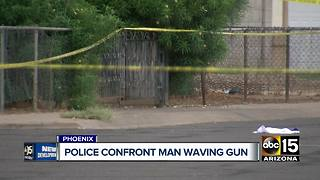 Suspect dies after being shot by Phoenix police