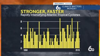 Climate Matters Monday - Rapidly Intensifying Tropical Storms
