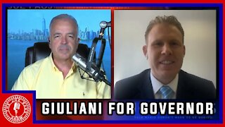 Andrew Giuliani on Why He's Right to Lead New York