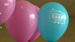 TMJ4 Community Baby Shower - Helping local families in need