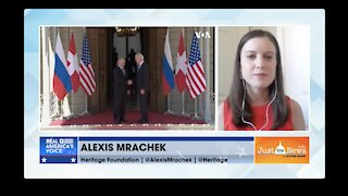 President Biden finishes fruitless meeting with Putin