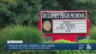 Baltimore Co. School weighing options for restart