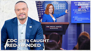 Ep. 1573 The CDC Gets Caught Red-Handed - The Dan Bongino Show