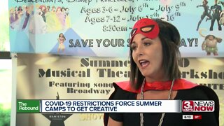COVID-19 Restrictions Force Summer Camps to Get Creative
