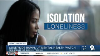 Students mental health still at risk with continued pandemic
