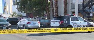 Woman shot near downtown