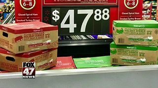 Walmart is making Thanksgiving easier