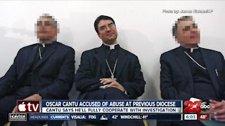 California-based Catholic bishop says he'll comply with Vatican inquiry