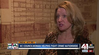 KCMO councilwoman joins national crime prevention committee