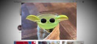 Baby Yoda drink goes viral