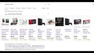 Warning about scams involving gaming consoles