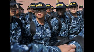 A Racist Training Program for the U.S. Navy