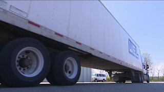Drivers could see gas shortages due to lack of truck drivers