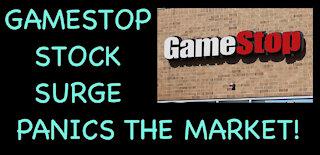 GameStop stock surges!