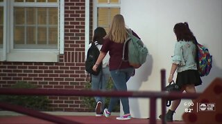 Students face new kind of school year as classes begin in Manatee County