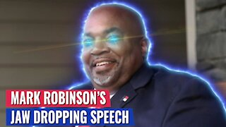MARK ROBINSON GIVES JAW DROPPING SPEECH AGAINST BIDEN - EVERY REPUBLICAN MUST WATCH THIS