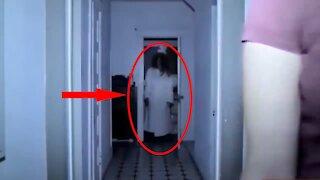 6 Creepy Ghost Caught on Camera
