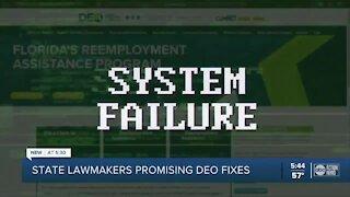 Lawmakers announce bill to fix Florida's broken unemployment system