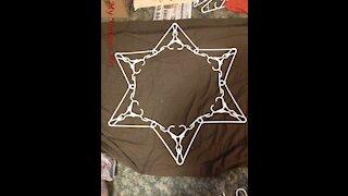 Hanger Star of David