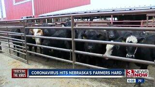 Coronavirus Hits NE's Farmers Hard