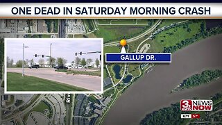 One dead in Saturday morning crash
