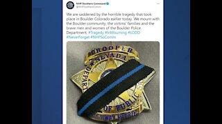Nevada authorities honoring those killed in Colorado shooting