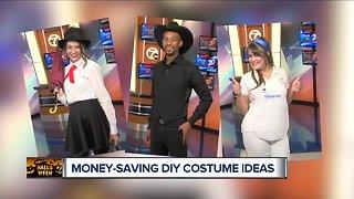 Money-saving DIY Halloween costume ideas
