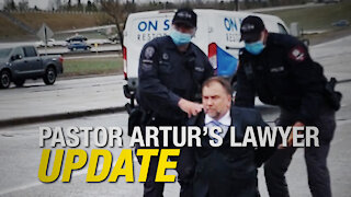 "Pastor Artur Pawlowski's Lawyer: Next steps on ""fair hearing"" after arrest for contempt order"