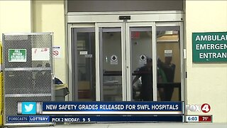 Patient safety ratings released for Southwest Florida hospitals