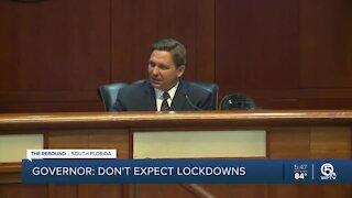 DeSantis panelists say mask mandates, lockdowns ineffective