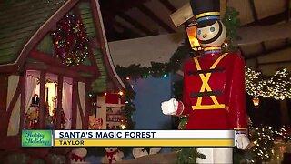 Santa's Magic Forest