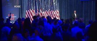 Democratic presidential candidates hold gun safety forum in Las Vegas