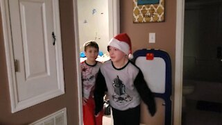 Excited for Christmas Morning