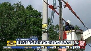 TECO says it's ready for hurricane season